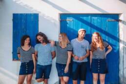Les Anxovetes, grup d'havaneres en femení