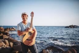 Salva Gallego | Guitarrista de Les Anxovetes