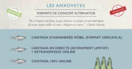 Formats alternatius Les Anxovetes