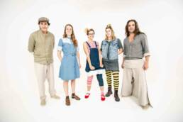 Ondina, Les Anxovetes, espectacle infantil d'havaneres